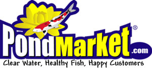 The PondMarket.com - Clear Water, Healthy Fish, Happy Customers